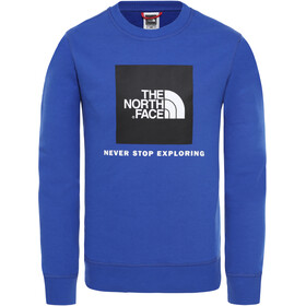The North Face Box Crew Jongens, tnf blue